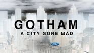 Gotham A City Gone Mad Shorts