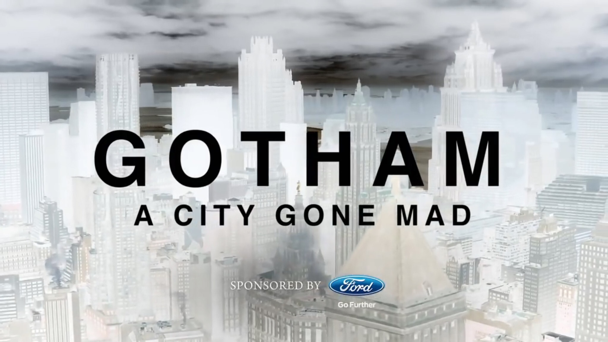 Gotham: A City Gone Mad (Shorts) Episode: Mommy's Home