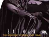 Batman: The Greatest Stories Ever Told Vol. 1 (Collected)