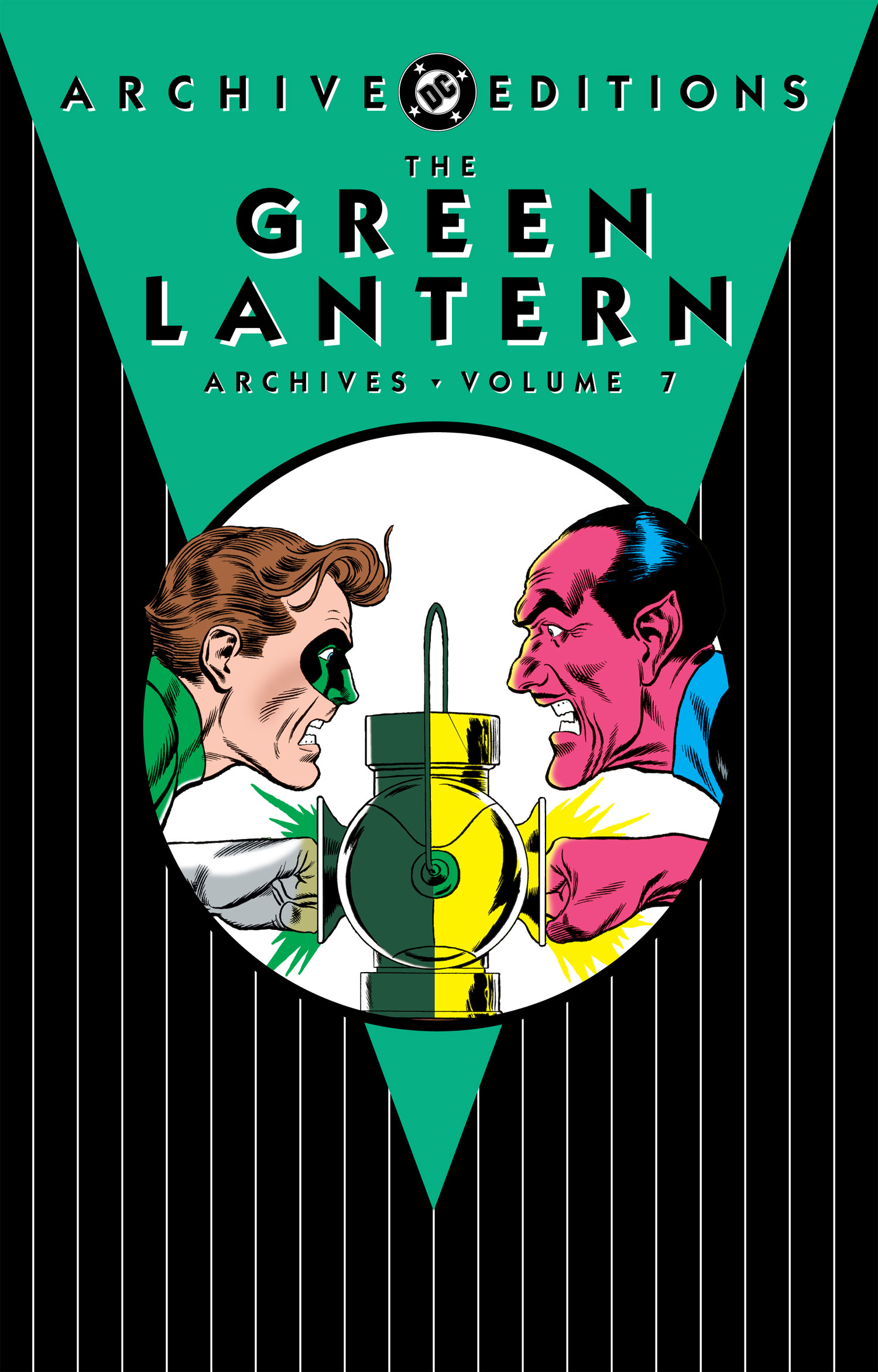 The Green Lantern Archives Vol. 7 (Collected)