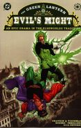 Green Lantern Evil's Might 3