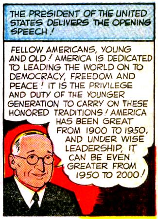 Harry S. Truman (Earth-S)