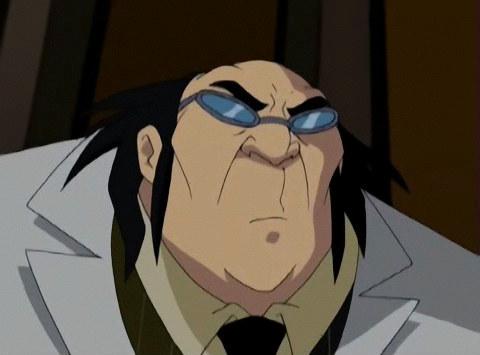Hugo Strange (The Batman)