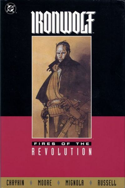 Ironwolf: Fires of the Revolution