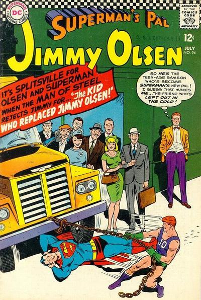 Superman's Pal, Jimmy Olsen Vol 1 94