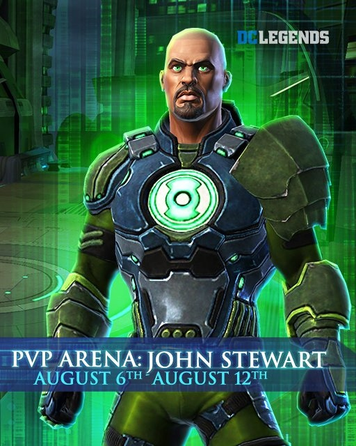 John Stewart (DC Legends)