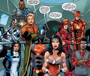 Justice League (Futures End) 001