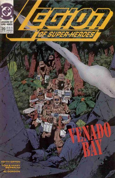 Legion of Super-Heroes Vol 4 20