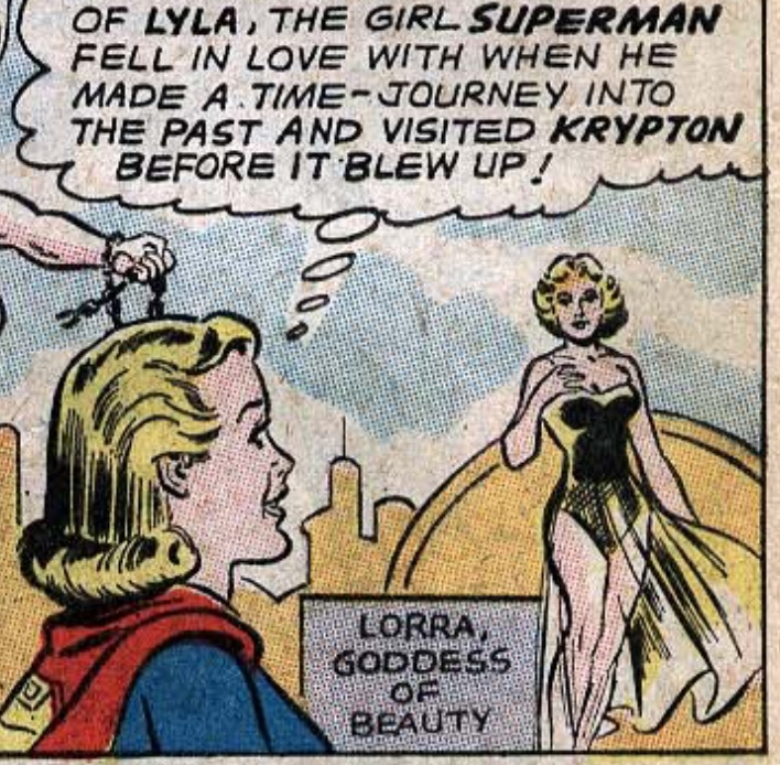 Lorra (Earth-One)