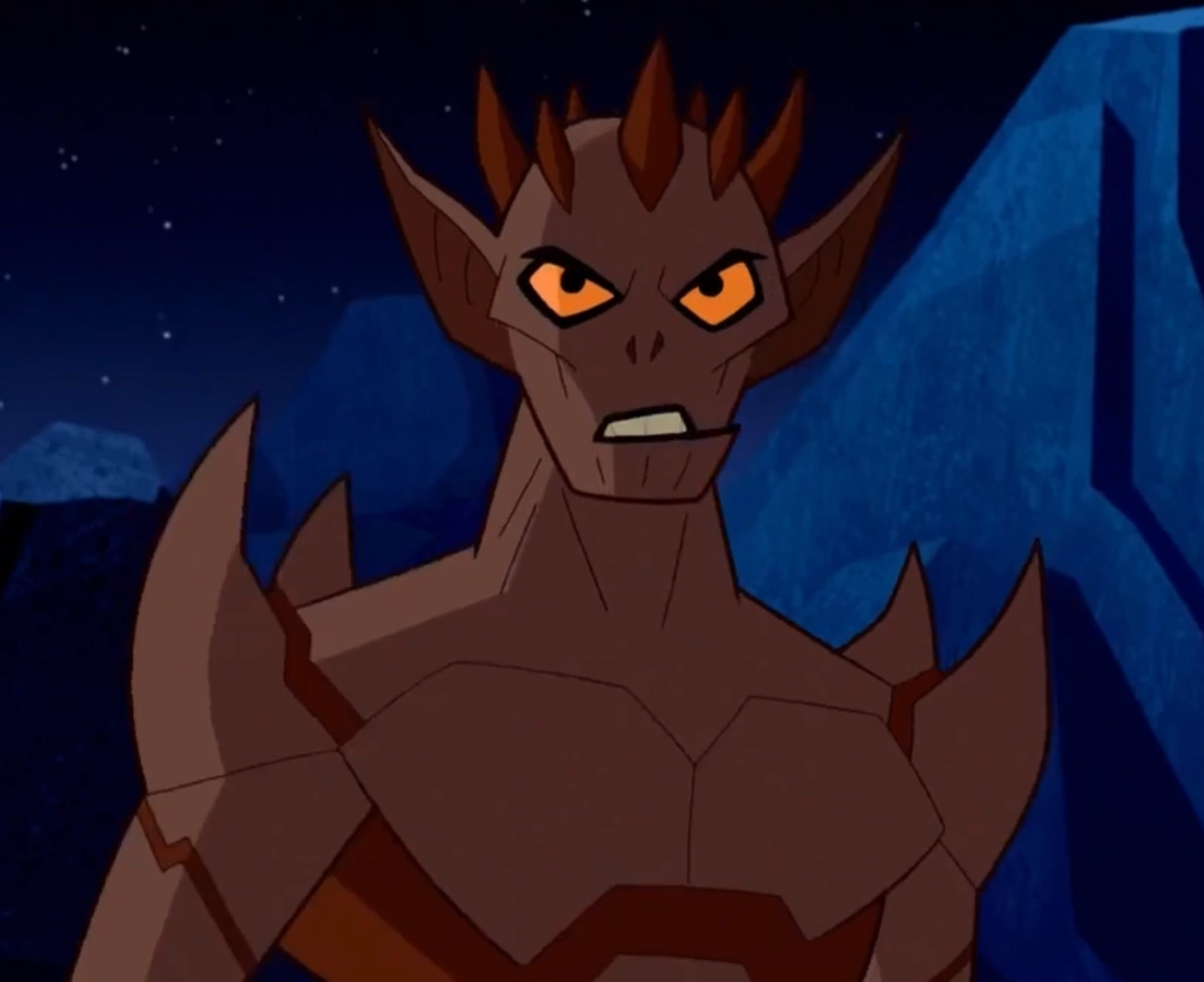 Nyorlath (Justice League Action)