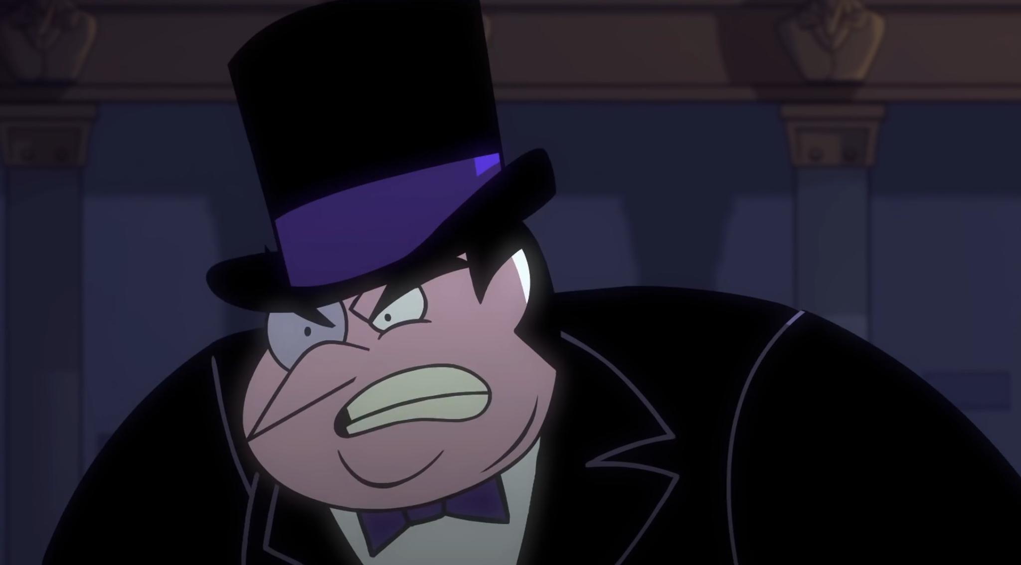 Oswald Cobblepot (DC Super Friends Web Series)