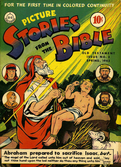 Picture Stories from the Bible Old Testament Vol 1 3