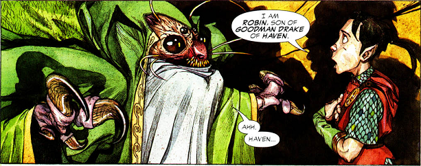 Riddler (Riddle of the Beast)