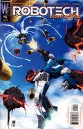 Robotech Love and War Vol 1 4