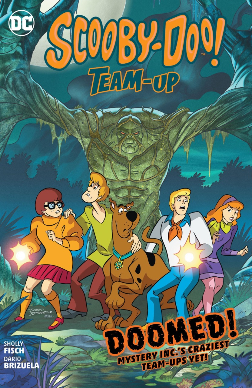 Scooby-Doo! Team-Up: Doomed! (Collected)