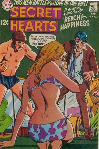 Secret Hearts Vol 1 132