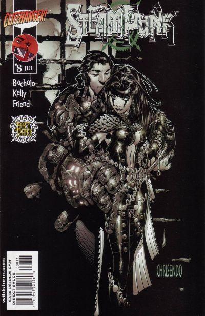 Steampunk Vol 1 8
