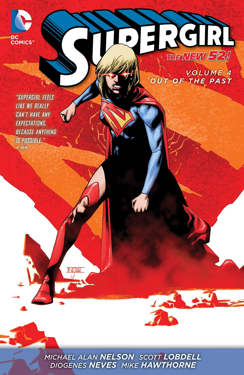 Supergirl: Out of the Past (Collected)