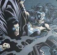 Superman & Wonder Woman Dark Multiverse Blackest Night 0001