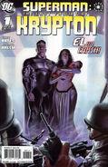 Superman Last Family of Krypton 1
