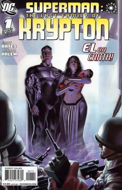 Superman: The Last Family of Krypton Vol 1