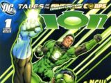 Tales of the Sinestro Corps: Ion Vol 1 1