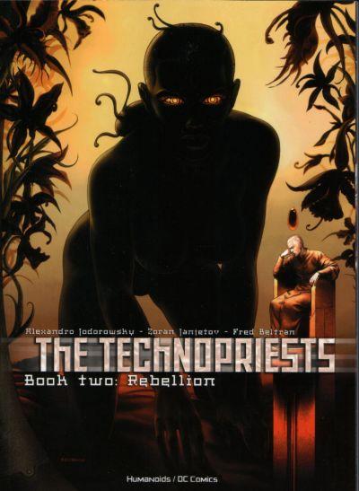 Technopriests Vol 1 2