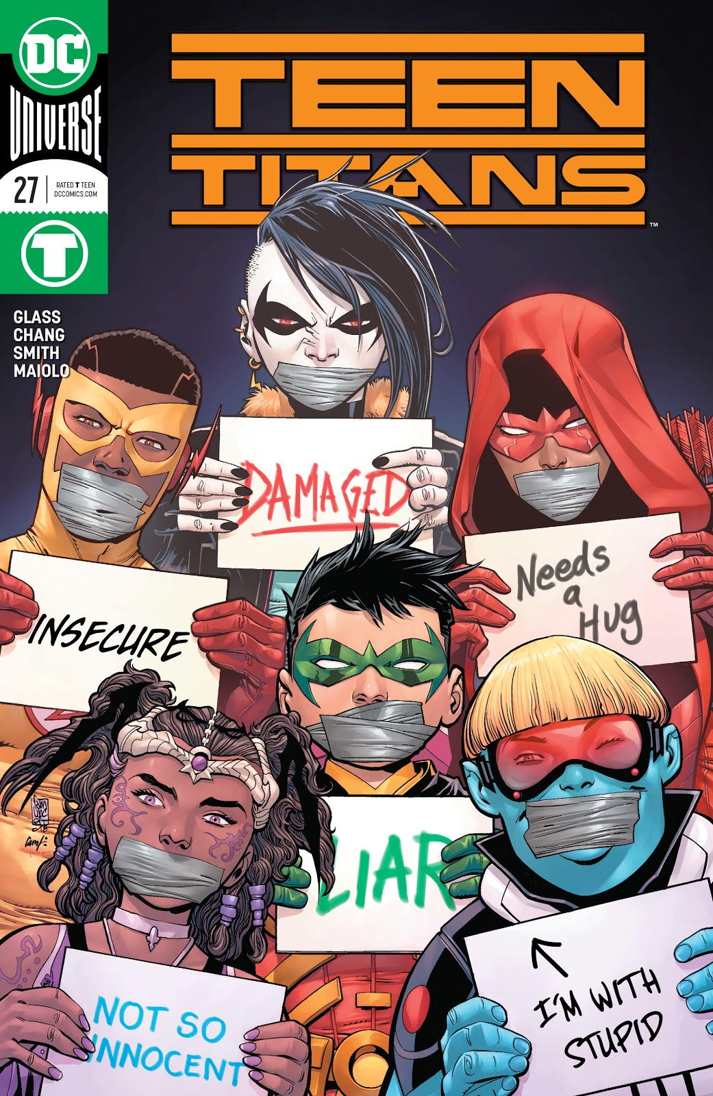 Teen Titans Vol 6 27