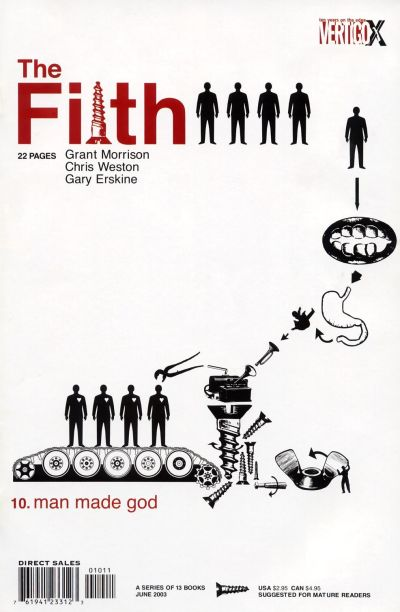 The Filth Vol 1 10