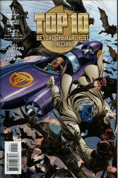 Top 10: Beyond the Farthest Precinct Vol 1 5