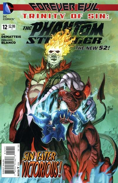 Trinity of Sin: The Phantom Stranger Vol 1 12
