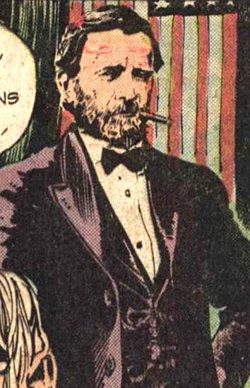 Ulysses Grant (New Earth)