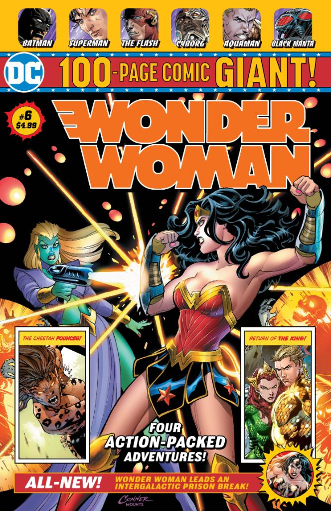 Wonder Woman Giant Vol 1 6