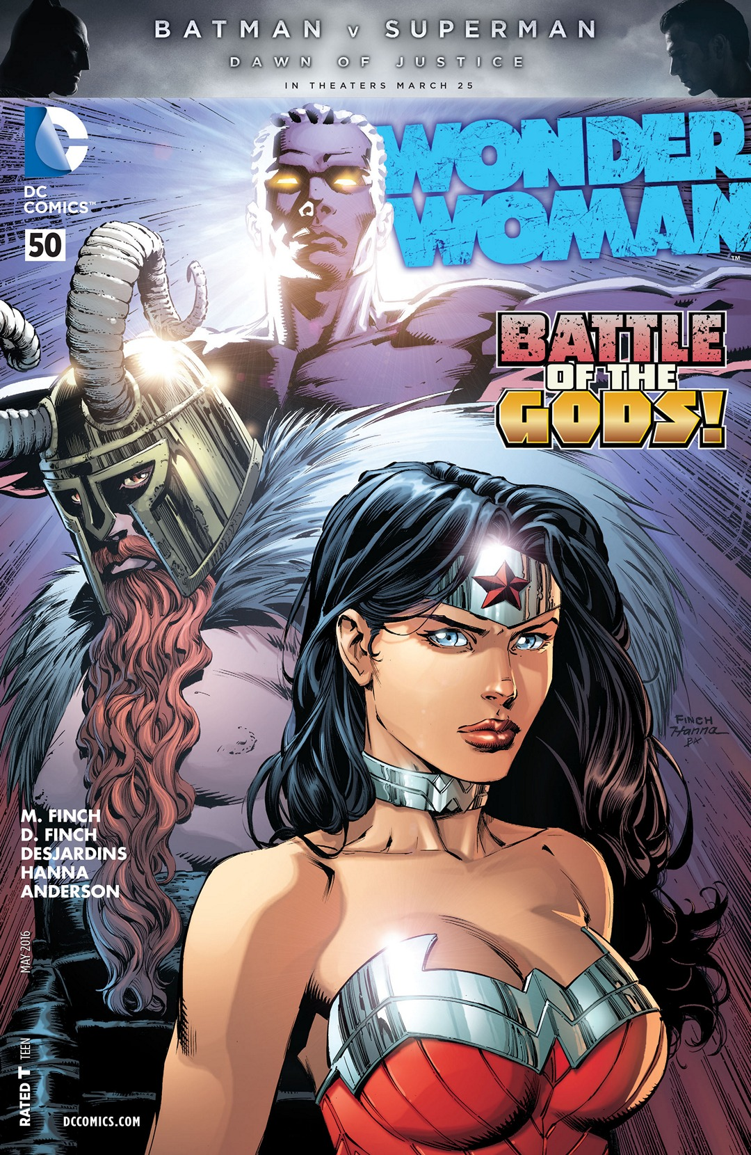 Wonder Woman Vol 4 50