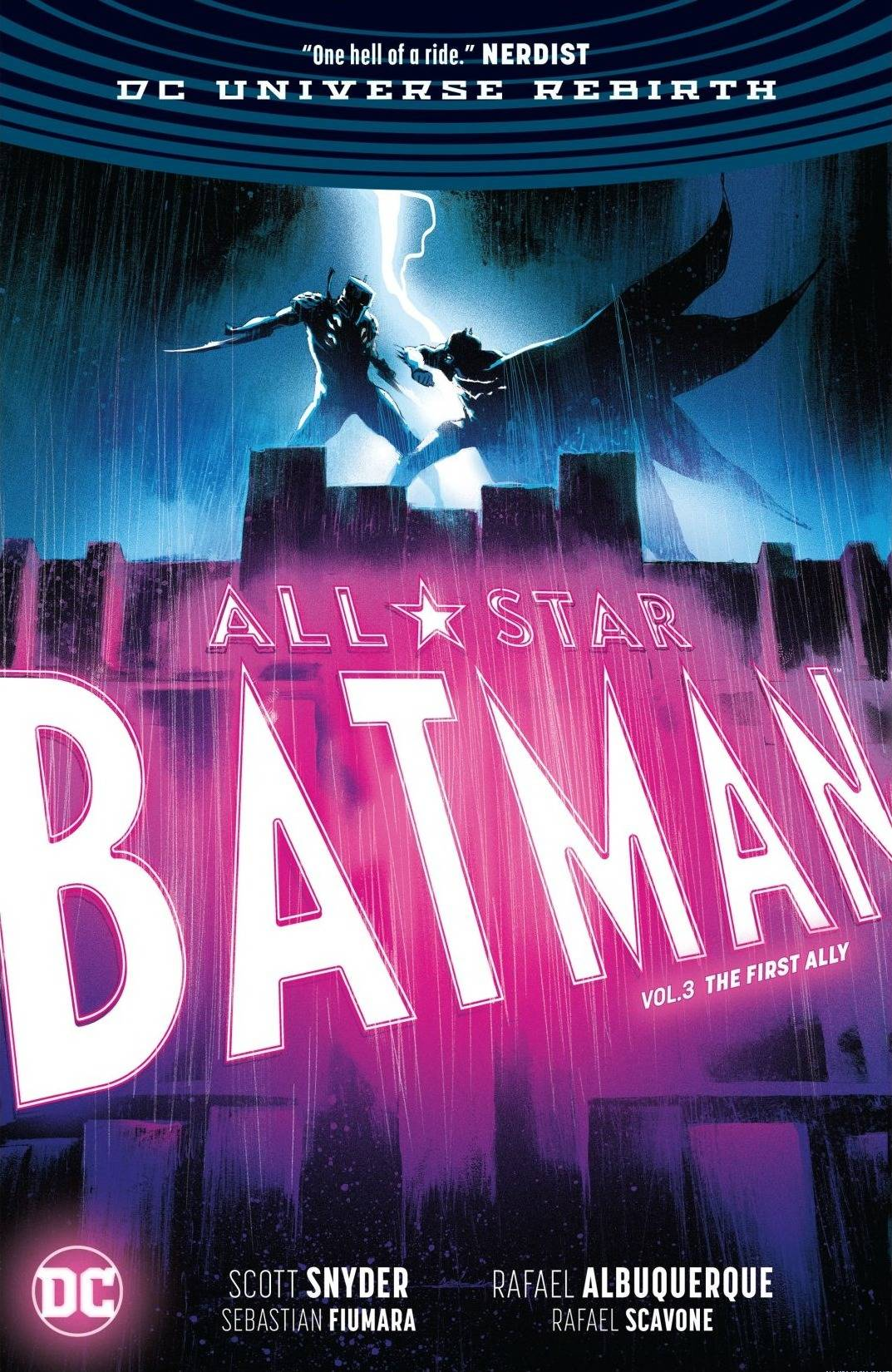 All-Star Batman: First Ally (Collected)