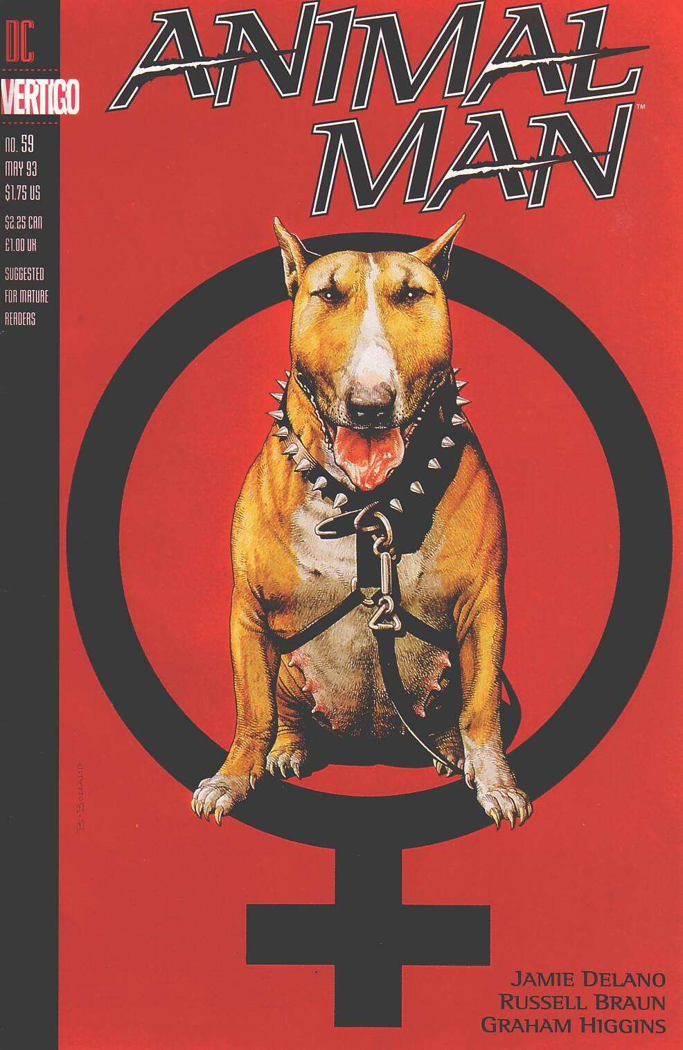 Animal Man Vol 1 59