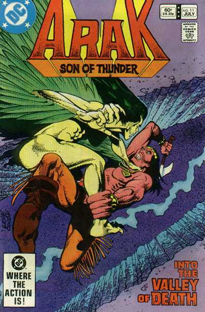 Arak: Son of Thunder Vol 1 11