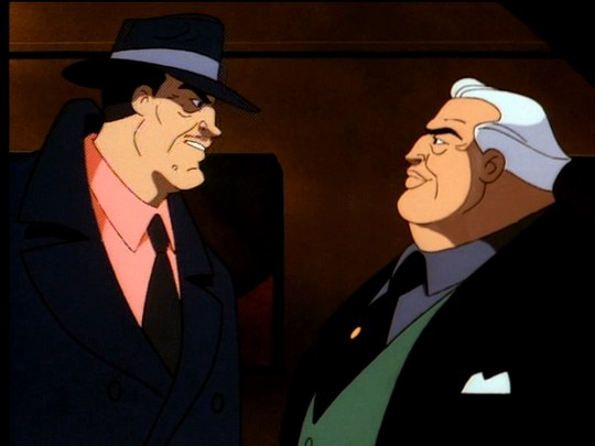 Batman (1992 TV Series) Episode: It's Never too Late