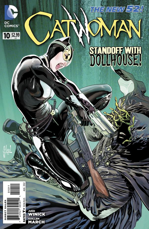 Catwoman Vol 4 10