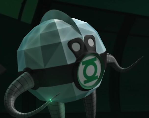Chaselon (Green Lantern Animated Series)