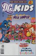 DC Kids Mega Sampler Vol 1 1