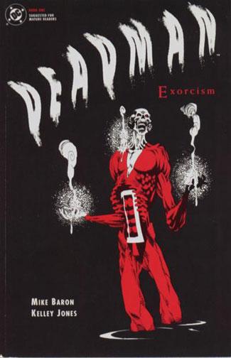 Deadman: Exorcism Vol 1 1