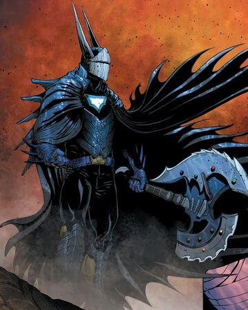 Duke Thomas (Dark Multiverse: Dark Nights Metal)   DC Database   Fandom