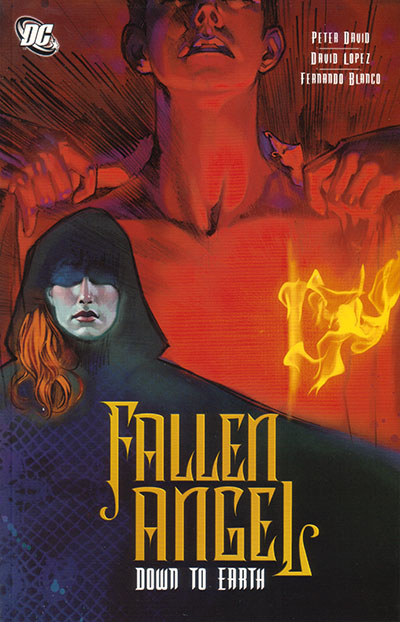 Fallen Angel: Down to Earth (Collected)