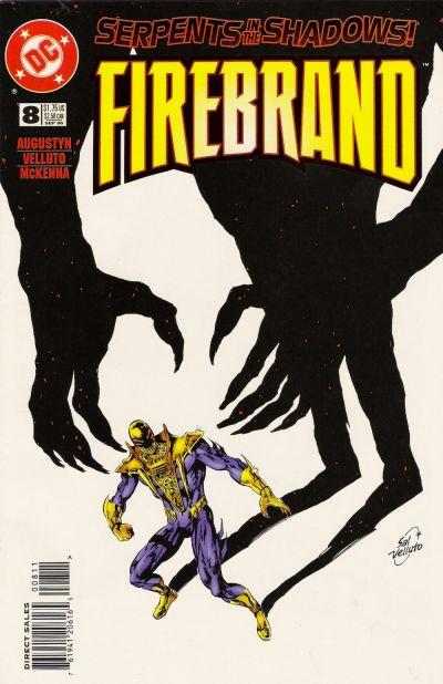 Firebrand Vol 1 8