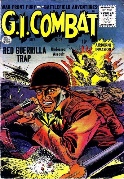 G.I. Combat Vol 1 26