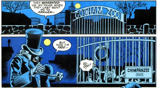 Gotham Zoo