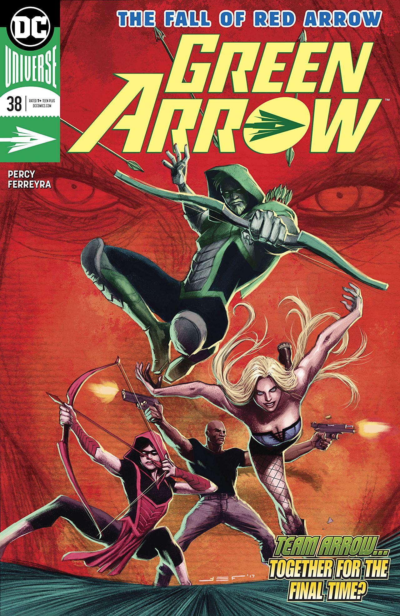 Green Arrow Vol 6 38