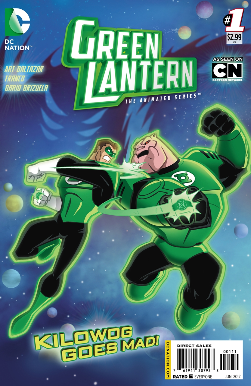 Green Lantern: The Animated Series Vol 1 1