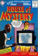 House of Mystery v.1 56